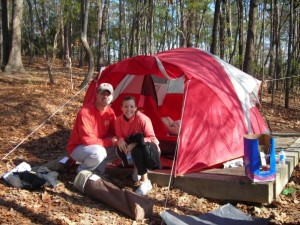 Camping in South Carolina