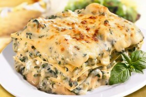 Chicken-Lasagne
