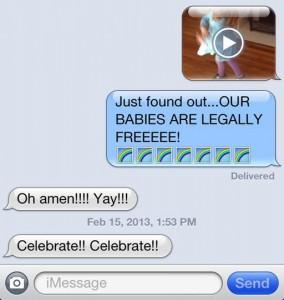 Celebrate, Celebrate, Ce-le-brate!