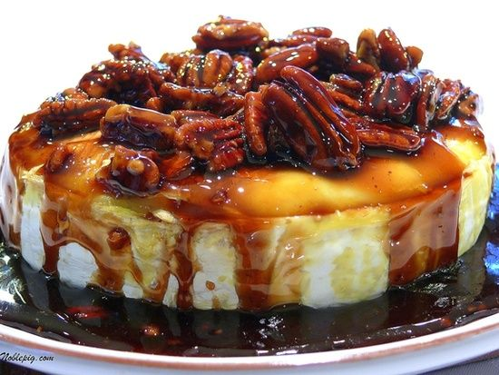 Pecan-brown-sugar-baked-brie