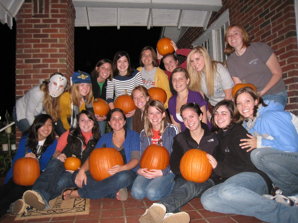 pumpkin party 033