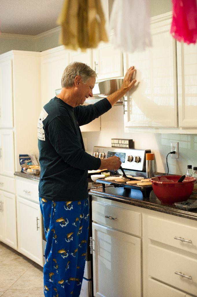 Pancakes & Pajamas Party