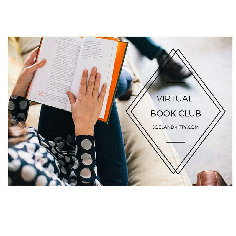 VIRTUAL BOOK CLUB COMING SOON
